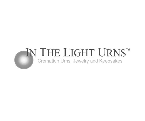 Hurricane Lamp Keepsake Urn